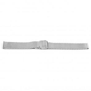 Horlogeband Universeel YH43 Mesh/Milanees Staal 22mm