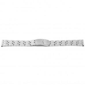 Horlogeband YJ41 Staal Zilver 26mm