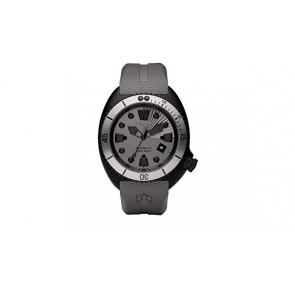 Horlogeband Zodiac ZO8009 Rubber Grijs