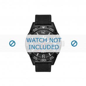 Horlogeband Adidas ADH3157 Canvas Antracietgrijs 22mm