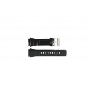 Horlogeband Adidas ADH4003 Rubber Zwart 18mm