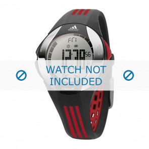 Horlogeband Adidas ADP1640 Rubber Zwart