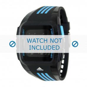 Horlogeband Adidas ADP6038 Rubber Zwart 29mm
