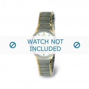 Boccia horlogeband 3158-02 Titanium Zilver 15mm