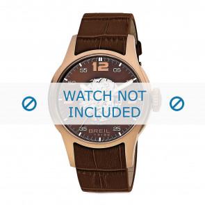 Horlogeband Breil TW0568 Leder Bruin 21mm