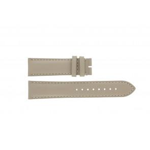 Burberry horlogeband  BU9113 / Antima 31350 TRENCH Leder Multicolor