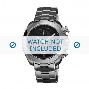 Horlogeband Buddha to Buddha 46mm / BTB.M.R.CH.05 / BTB.M.R.CH.02 Staal 21mm