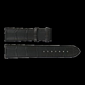 Horlogeband Certina C610015781 / C006407 Leder Donkerbruin 21mm