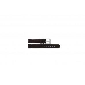 Horlogeband Camel 4000-4009 Leder Bruin 14mm