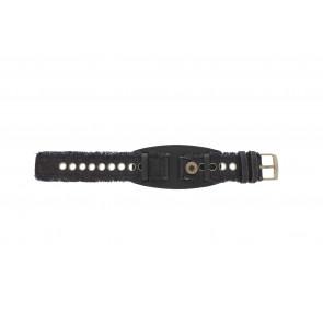 Horlogeband Camel BC51081 Active Onderliggend Leder Bruin 20mm