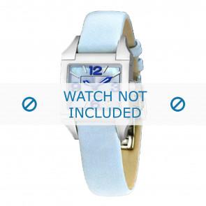 Candino horlogeband C4361-2 Leder Lichtblauw