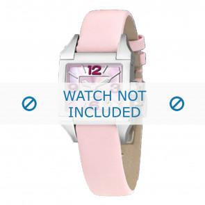 Candino horlogeband C4361-3 Leder Roze