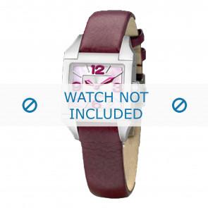 Candino horlogeband C4361-4 Leder Paars