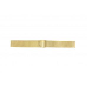 Horlogeband Universeel 18.1.5-ST-DB Mesh/Milanees Doublé 18mm