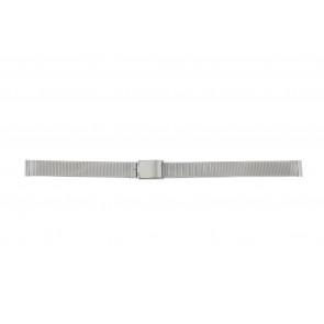 Horlogeband Universeel E-ST-ZIL-8 Staal 8mm