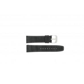 Horlogeband Festina F16573-1 Leder Zwart 23mm