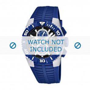 Horlogeband Festina 15778-4 Rubber Blauw