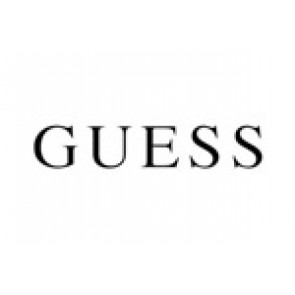 Horlogeband Guess I95263L1 Leder Roze