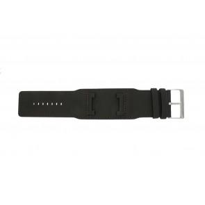 Horlogeband W90025G1 / W0418G1 Leder Bruin 32mm