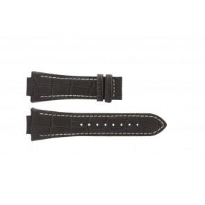 Horlogeband Jaguar J625/4 Leder Bruin 16mm