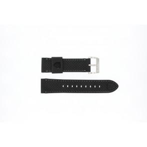 Ferrari SF-07-1-14 0032 horlogeband Rubber Zwart