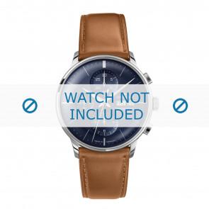 Horlogeband Junghans 027/4526.00 Leder Cognac 21mm