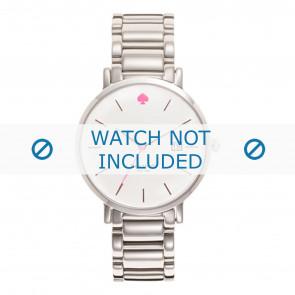 Horlogeband Kate Spade New York 1YRU0008 Staal 18mm