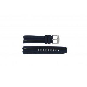 Festina horlogeband 15881 Rubber Blauw 18mm