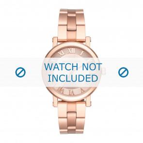 Michael Kors horlogeband MK3561 Staal Rosé 18mm