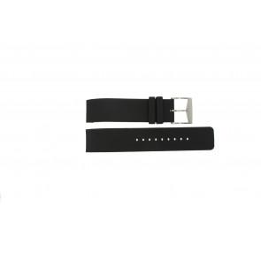 Michael Kors klockarmband MK8040 / MK8055 Gummi Svart 22mm