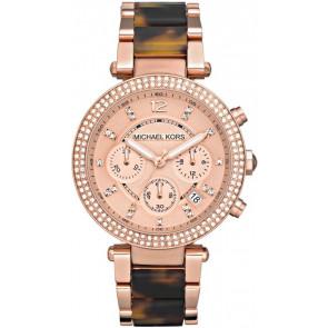 Horlogeband Michael Kors MK5538 Staal Multicolor