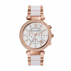 Horlogeband Michael Kors MK5774 / 74XXXX Staal Multicolor