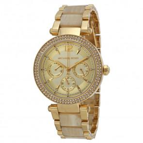 Horlogeband Michael Kors MK5956 Staal Doublé