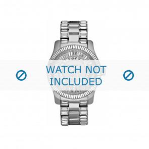 Michael Kors horlogeband MK5352 Staal Zilver