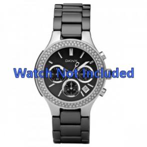 DKNY Horlogeband NY-4983 keramiek
