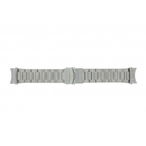 Horlogeband Dutch Forces 35C020204-12750 Staal Staal 24mm