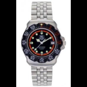 Horlogeband Tag Heuer WA1214 / BA0494/3 Titanium