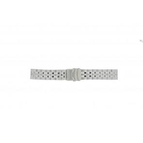 Stalen horloge band verkrijgbaar in 26mm CC221