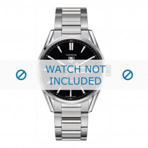 Horlogeband Tag Heuer WAR201A / WAR2010 / WAR2011 / WAR2012 / BA0723 Staal 20mm