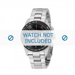 Breil horlogeband TW0677 Staal Zilver 19mm
