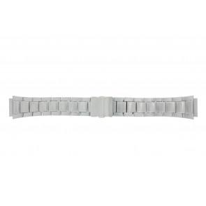 Horlogeband Casio WV-58DE-1AVEF / 10243172 Staal 18mm
