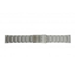 Horlogeband Universeel YI20 Staal Staal 24mm